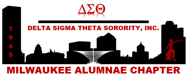 Reclamation - MILWAUKEE ALUMNAE CHAPTER OF DELTA SIGMA THETA
